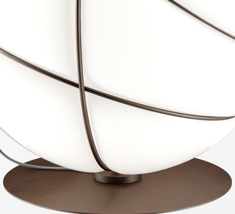 Armilla bruni lorenzo truant lampe a poser table lamp  fabbian f50 b01 01  design signed nedgis 63590 product