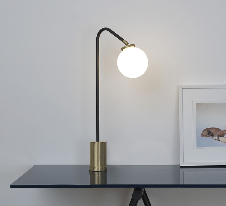 Array chris et clare turner lampe a poser table lamp  cto lighting cto 03 010 0001  design signed 56226 product