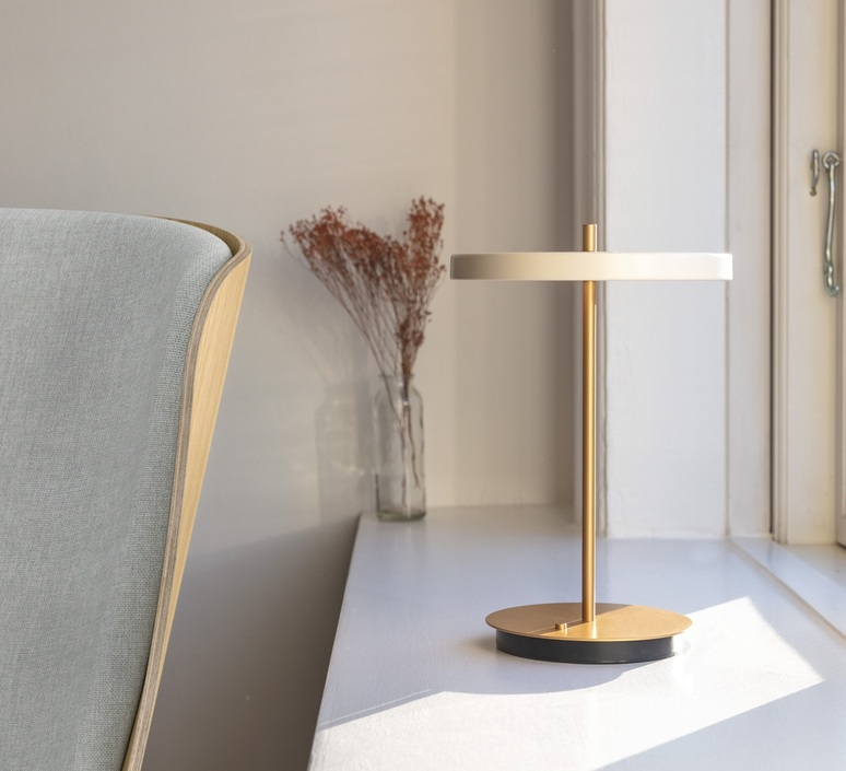 Asteria anders klem lampe a poser table lamp  vita copenhagen 2305  design signed nedgis 126441 product