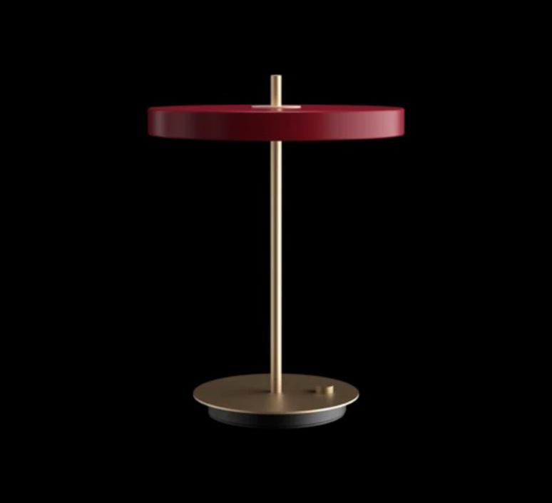 Asteria anders klem lampe a poser table lamp  vita copenhagen 2309  design signed nedgis 72877 product
