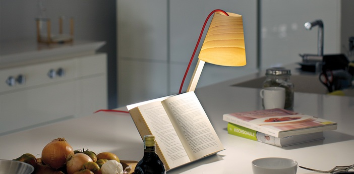 Lampe a poser asterisco bois naturel d hetre h43cm lzf normal