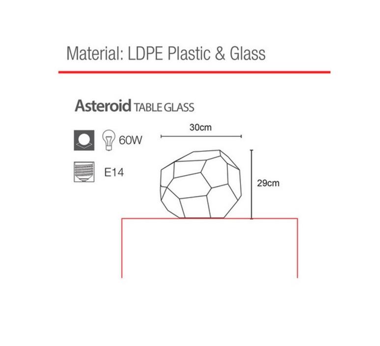Asteroid koray ozgen innermost la022100 luminaire lighting design signed 12641 product