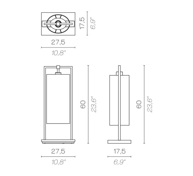 Athena lin massimiliano raggi lampe a poser table lamp  contardi acam 000995  design signed nedgis 87000 product