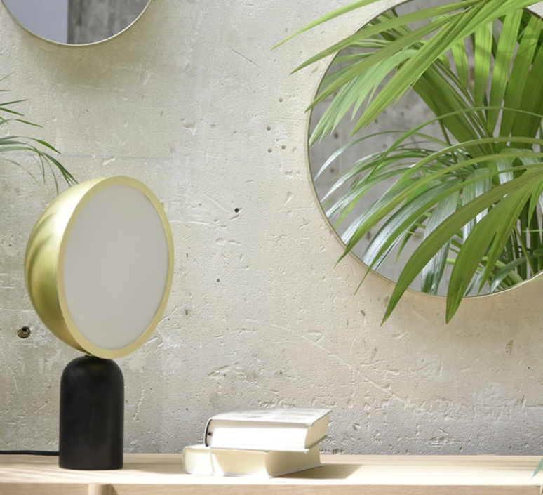 Atlas ac al studio lampe a poser table lamp  eno studio acal01sm00002  design signed 37498 product