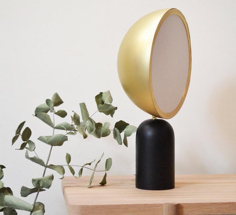 Atlas ac al studio lampe a poser table lamp  eno studio acal01sm00002  design signed 37500 product