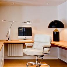 Atollo vico magistretti oluce 233 black luminaire lighting design signed 22116 thumb