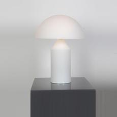 Atollo vico magistretti oluce 236 opaline luminaire lighting design signed 22150 thumb