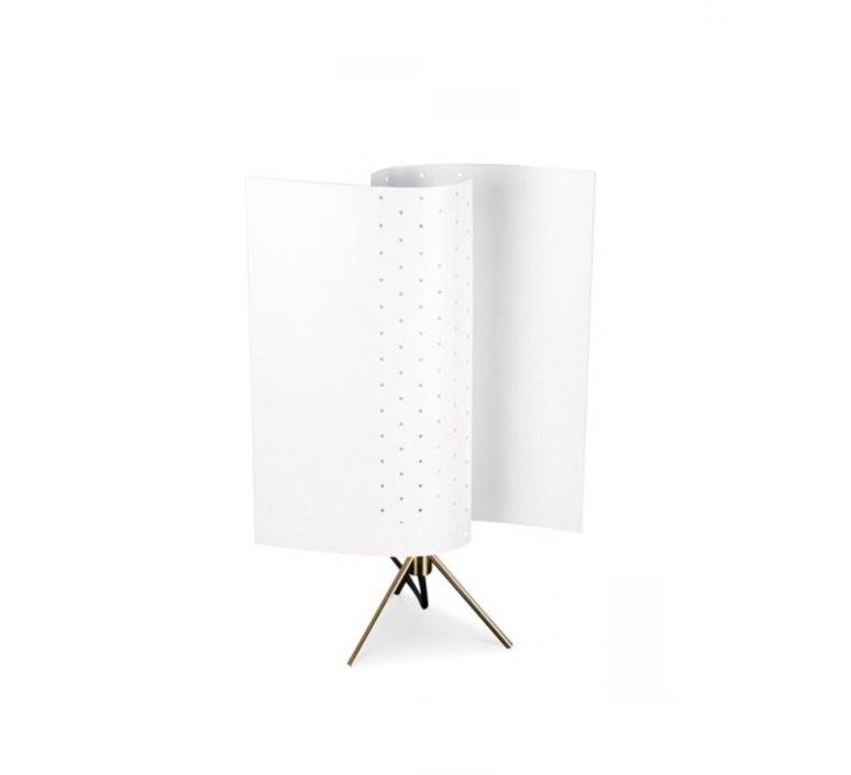 B207 michel buffet lignes de demarcation b207 blanc luminaire lighting design signed 23572 product