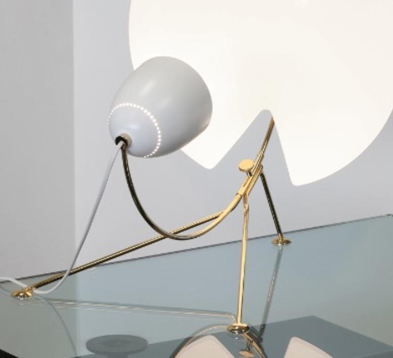 B208 michel buffet lignes de demarcation b208 blanc luminaire lighting design signed 23575 product