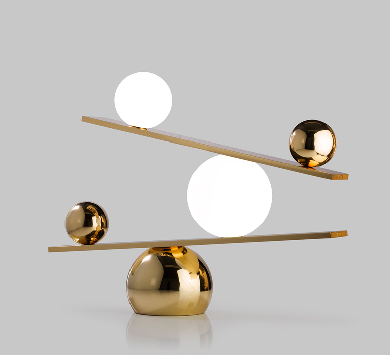 Balance victor castanera lampe a poser table lamp  oblure vcba1010  design signed 46689 product