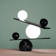 Balance victor castanera lampe a poser table lamp  oblure vcba1003  design signed 46675 thumb