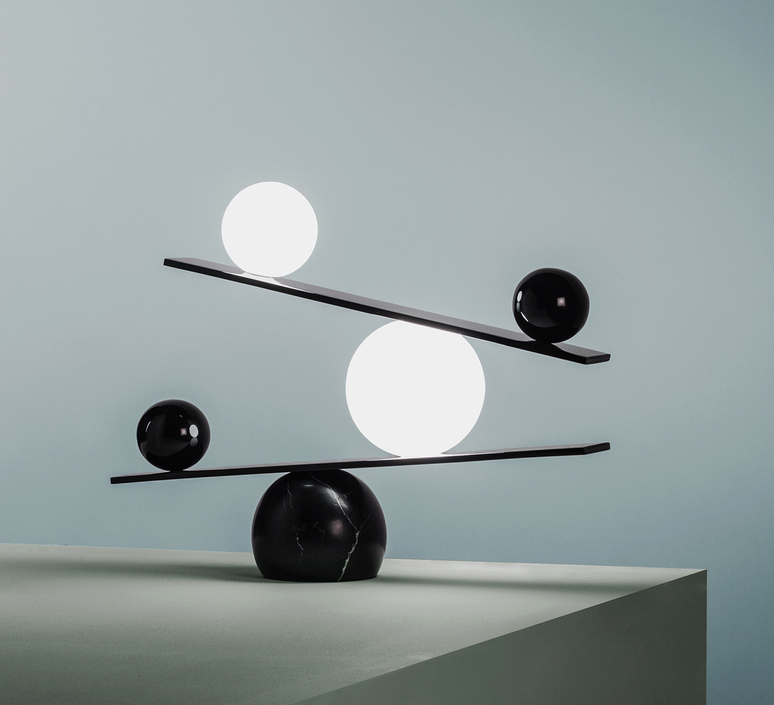 Balance victor castanera lampe a poser table lamp  oblure vcba1003  design signed 46677 product
