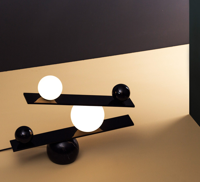 Balance victor castanera lampe a poser table lamp  oblure vcba1003  design signed 46678 product