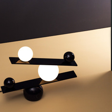 Balance victor castanera lampe a poser table lamp  oblure vcba1003  design signed 46678 thumb