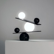 Balance victor castanera lampe a poser table lamp  oblure vcba1003  design signed 46679 thumb