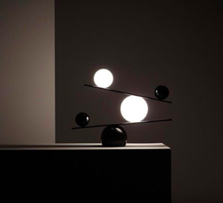 Balance victor castanera lampe a poser table lamp  oblure vcba1003  design signed 46680 product