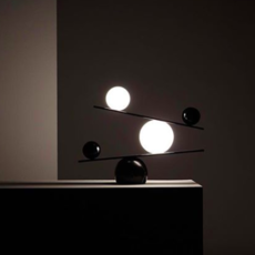 Balance victor castanera lampe a poser table lamp  oblure vcba1003  design signed 46680 thumb