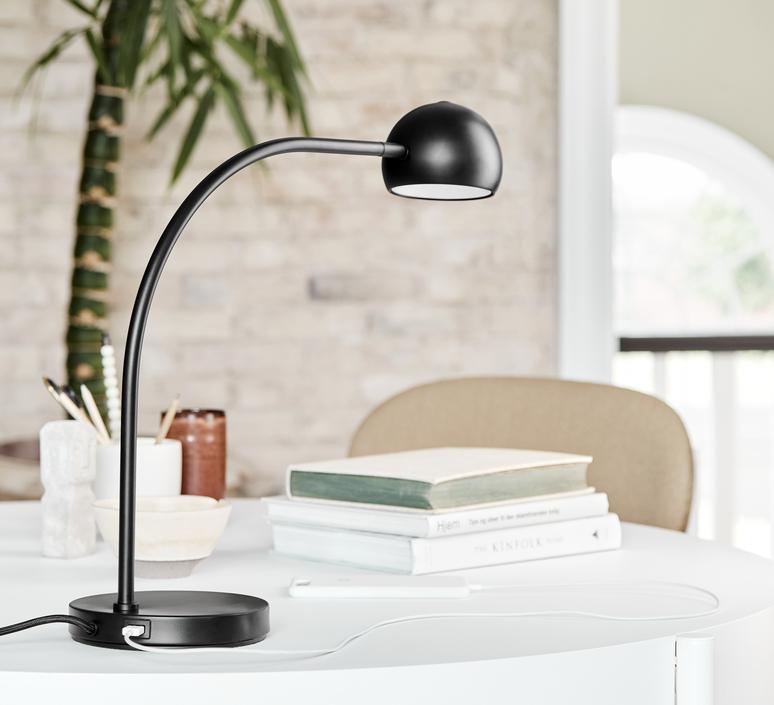 Ball usb benny frandsen lampe a poser table lamp  frandsen 259665011  design signed nedgis 91385 product