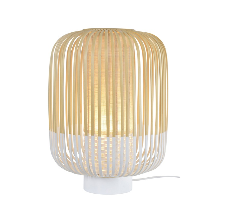 Bamboo light m arik levy lampe a poser table lamp  forestier 20978  design signed 42603 product