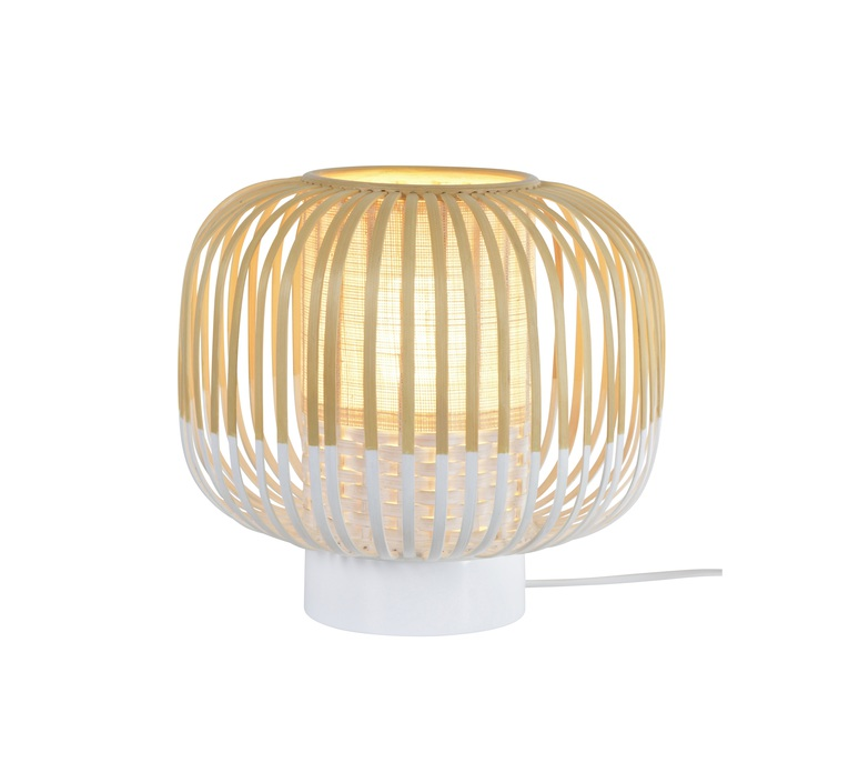 Bamboo light s arik levy lampe a poser table lamp  forestier 20976  design signed 42599 product