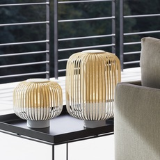 Bamboo light s arik levy lampe a poser table lamp  forestier 20976  design signed 42601 thumb