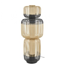 Bamboo light totem arik levy lampe a poser table lamp  forestier 20138  design signed 42624 thumb