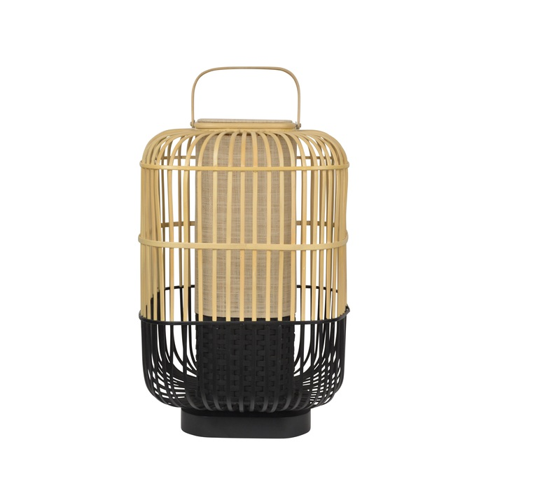 Bamboo square l arik levy lampe a poser table lamp  forestier 21228  design signed 59368 product