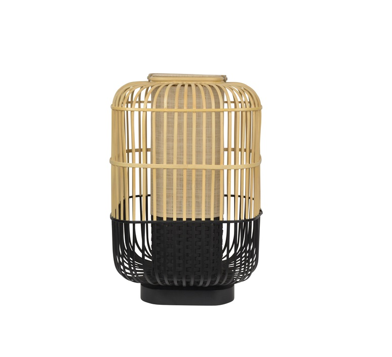 Bamboo square l arik levy lampe a poser table lamp  forestier 21228  design signed 59369 product