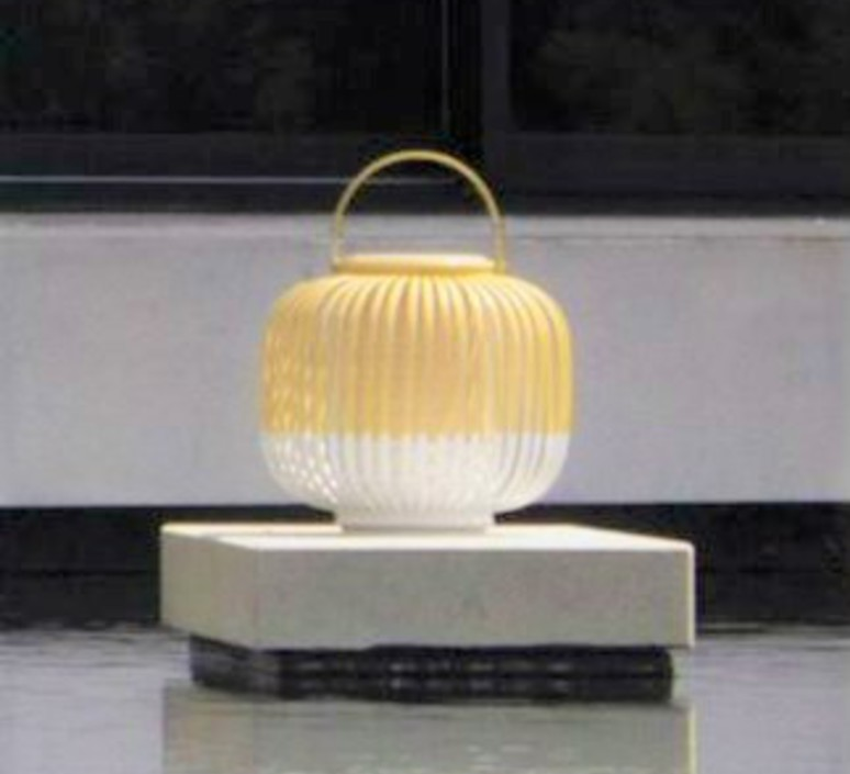 Bamboo take away xs arik levy lampe a poser table lamp  forestier 21432  design signed nedgis 79272 product