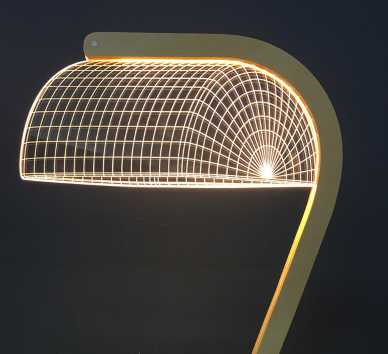 Banki  lampe a poser table lamp  studio cheha 1645 bk  design signed nedgis 75229 product