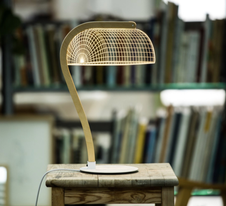 Banki  lampe a poser table lamp  studio cheha 1645 bk  design signed nedgis 75231 product