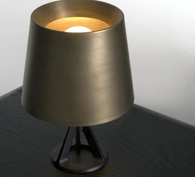 Base tom dixon lampe a poser table lamp  tom dixon bss01 feum1  design signed 48457 product