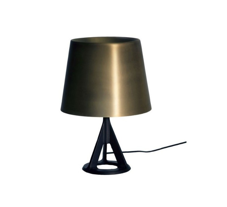 Base tom dixon lampe a poser table lamp  tom dixon bss01 feum1  design signed 48458 product
