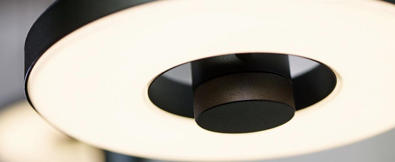 Lampe a poser bead noir 0o20cm h61cm tonone normal