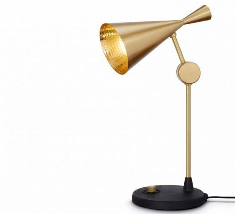 Beat   lampe a poser table lamp  tom dixon blt01beu  design signed 38377 product