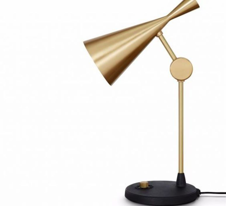Beat   lampe a poser table lamp  tom dixon blt01beu  design signed 38378 product