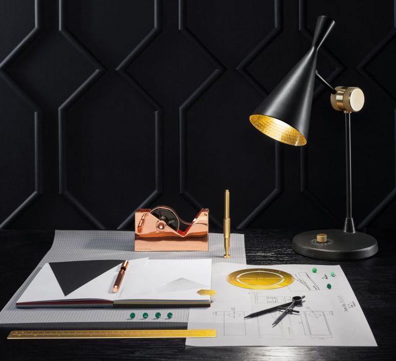 Beat   lampe a poser table lamp  tom dixon blt01eu  design signed 38370 product