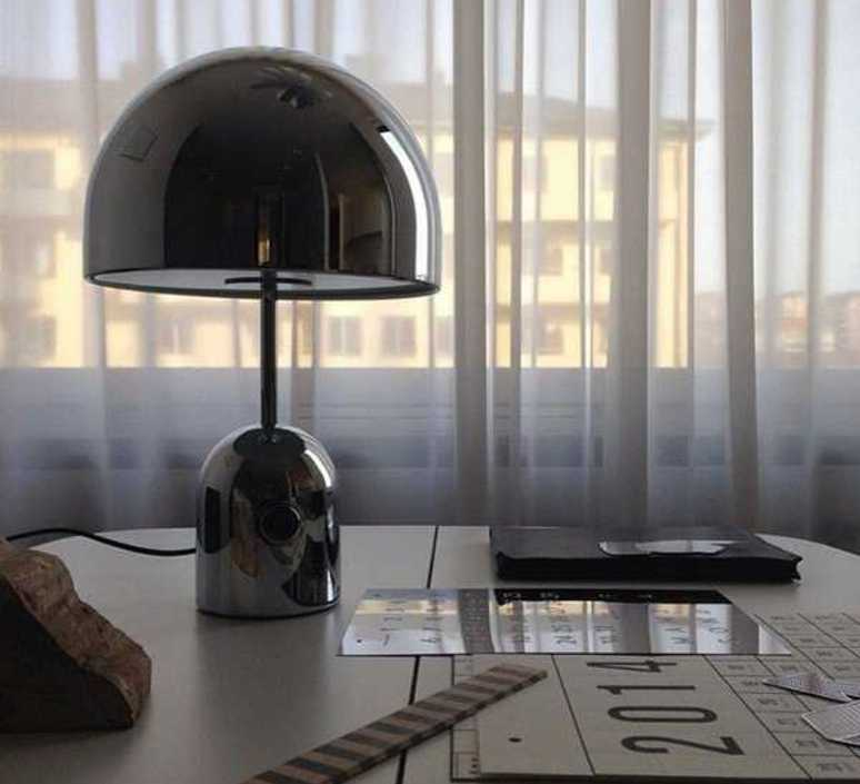 Bell  lampe a poser table lamp  tom dixon bet01cheu 01  design signed 38448 product