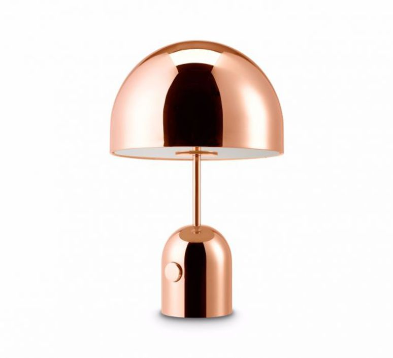 Bell  lampe a poser table lamp  tom dixon bet01ceu  design signed 38457 product