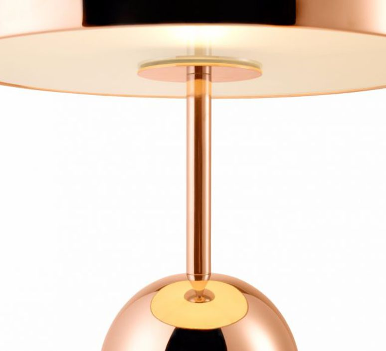 Bell  lampe a poser table lamp  tom dixon bet01ceu  design signed 38458 product