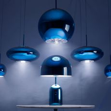 Bell large tom dixon lampe a poser table lamp  tom dixon bet02bleu  design signed 48474 thumb