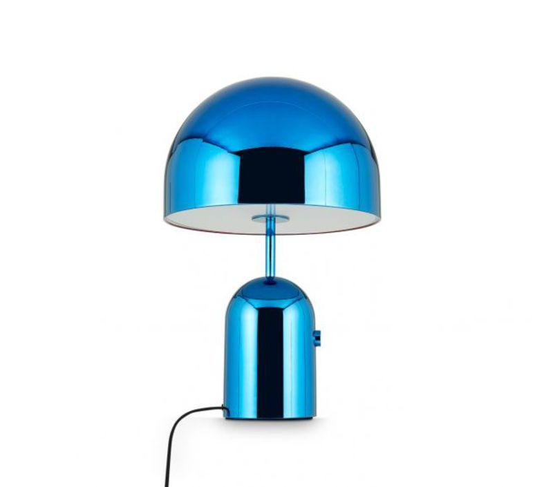 Bell large tom dixon lampe a poser table lamp  tom dixon bet02bleu  design signed 48476 product