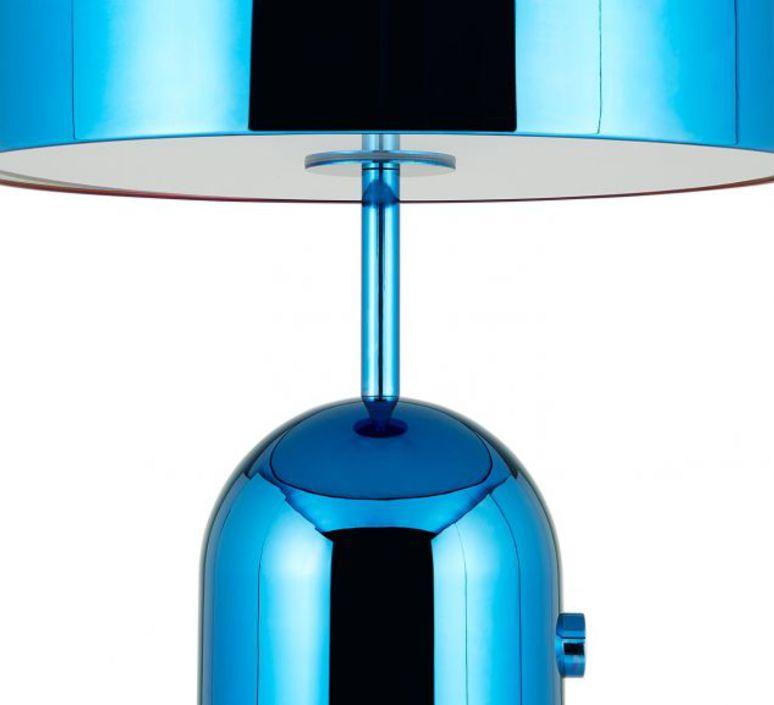 Bell large tom dixon lampe a poser table lamp  tom dixon bet02bleu  design signed 48478 product