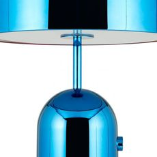Bell large tom dixon lampe a poser table lamp  tom dixon bet02bleu  design signed 48478 thumb