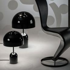 Bell large tom dixon lampe a poser table lamp  tom dixon bet02bkeu  design signed 48468 thumb