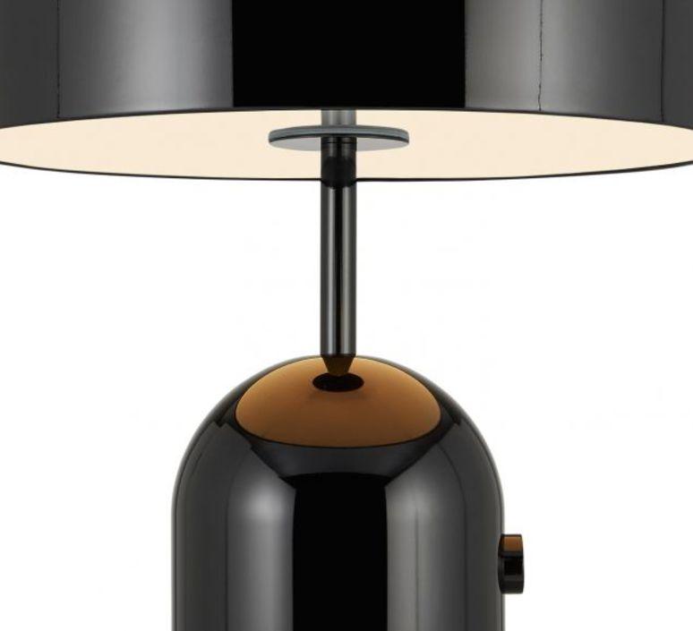 Bell large tom dixon lampe a poser table lamp  tom dixon bet02bkeu  design signed 48472 product