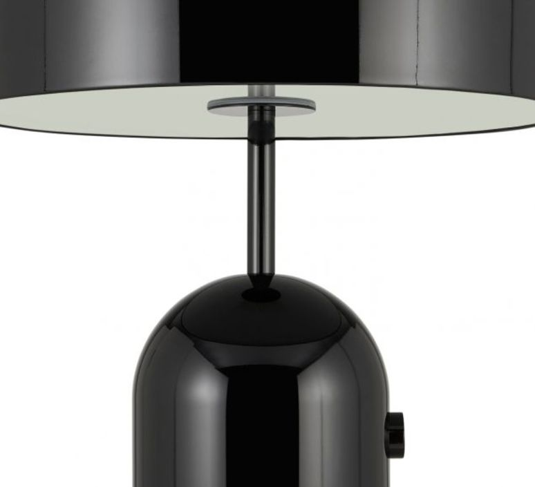 Bell large tom dixon lampe a poser table lamp  tom dixon bet02bkeu  design signed 48473 product