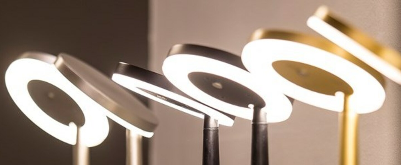 Lampe a poser bella bronze o12cm h31 6cm panzeri normal