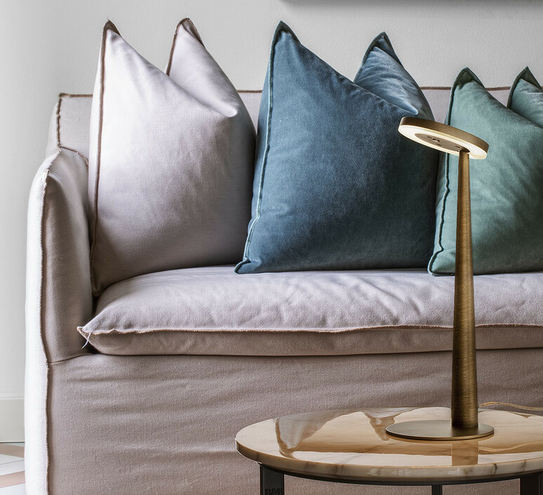 Bella enzo panzeri lampe a poser table lamp  panzeri c05217 011 0509  design signed nedgis 90533 product