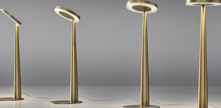 Lampe a poser bella laiton o12cm h31 6cm panzeri normal